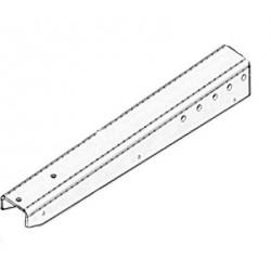 Support leg channel bar