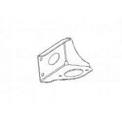 Attachment of the exhaust exhaust connector