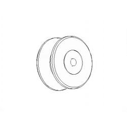 Крановый ролик, запасное колесо