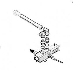 Separating valve
