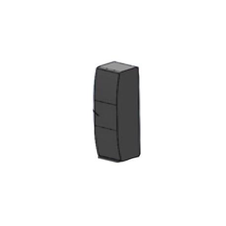 Barrier profile plug