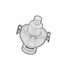 Hydraulic cylinder - central