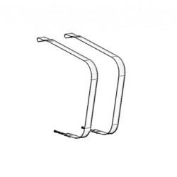 Tank fastening belt