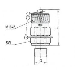 "CSHR-1/4 ""WD connector"
