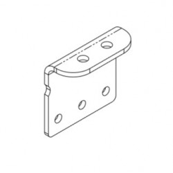 Bottom fixing element